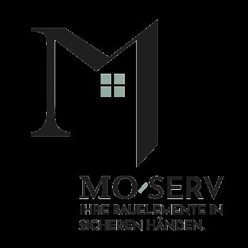 MO-SERV Logo 2020 Bild Wort Claim Logo